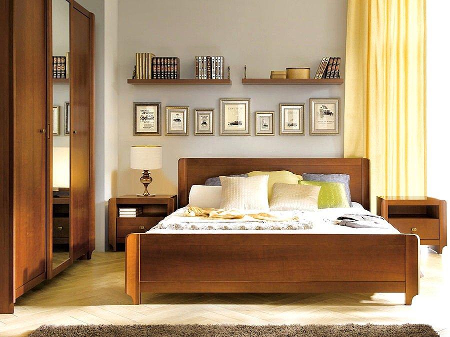 Спальни BRW в классическом дизайне