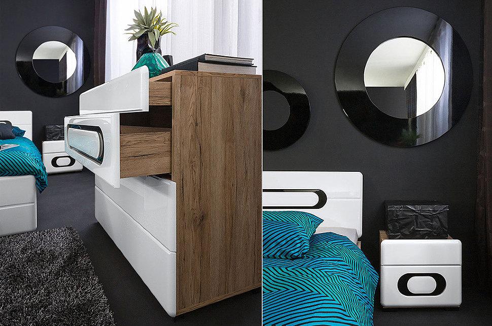 Колекція меблів для спальні Byron