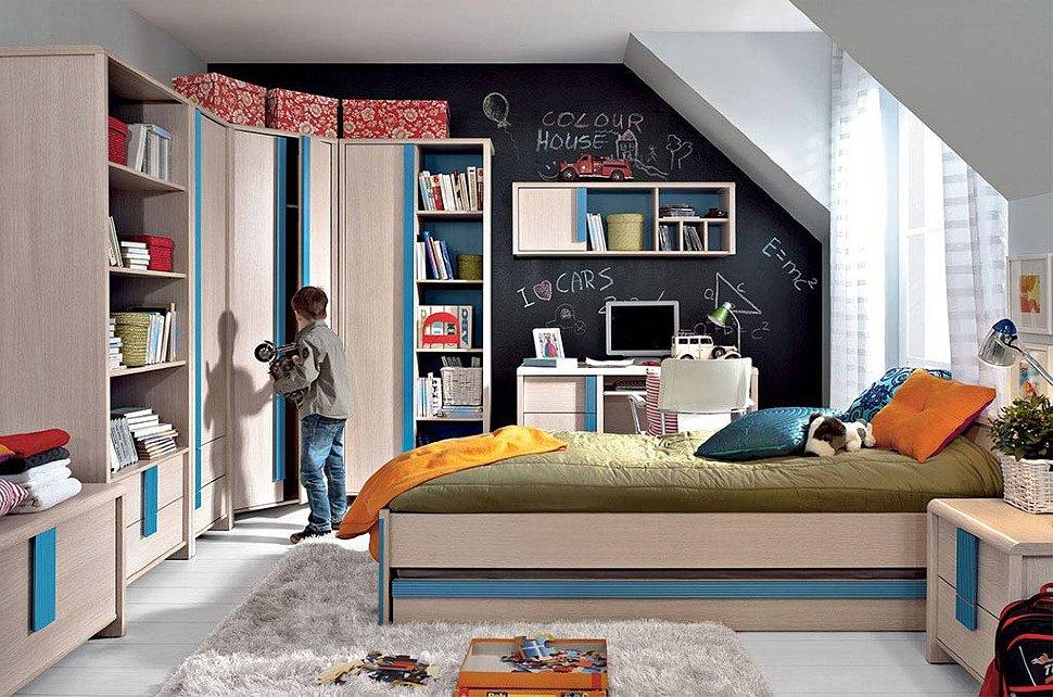 Меблі для дитячої Капс