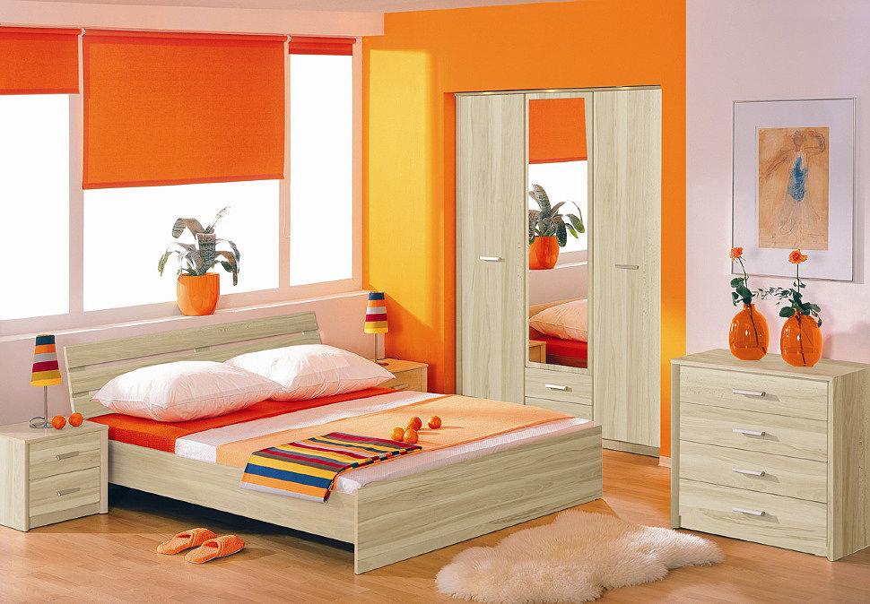 мебели для спальни компании БРВ