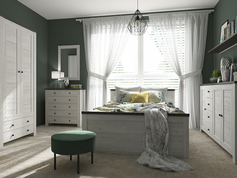 ANTWERPEN/LUCA Спальня BRW