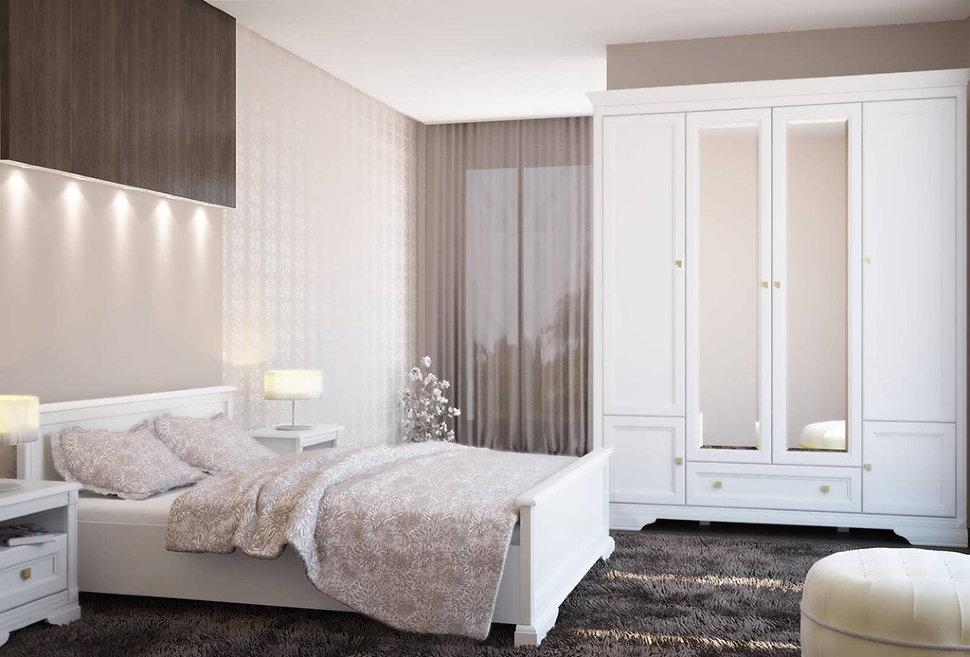 клео спальня Gerbor мебель Kleo для спальни от фабрики гербор