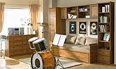 Детская мебель Севилла БРВ-Украина. Набор модульной мебели Sevilla BRW в Киеве и Днепропетровске