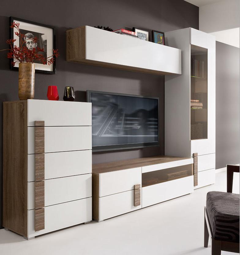 польская мебель Domenica Brw набор модульной мебели доменика брв в